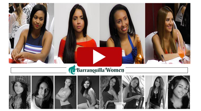 Barranquilla Woman Video